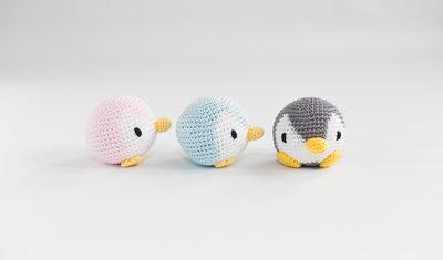 Pingi de pinguin Knuffeldoek